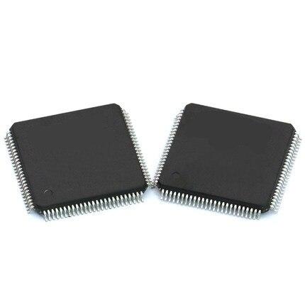 Gratis 10 pcs/lot SAA7115AHL Pengiriman QFP100 YANG SAA7115HL Video decoder chip sop ic...
