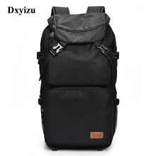 2019 New Arrival 15.6inch Laptop Backpack Male Women Backpack School Bag Mochila Nylon Large Back Bags Casual Daypacks(China)
