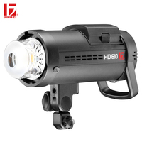 JINBEI HD 610 600W Outdoor Outdoor Flash High Speed Sync TTL Photography Studio Lighting Battery Powered Strobe Light