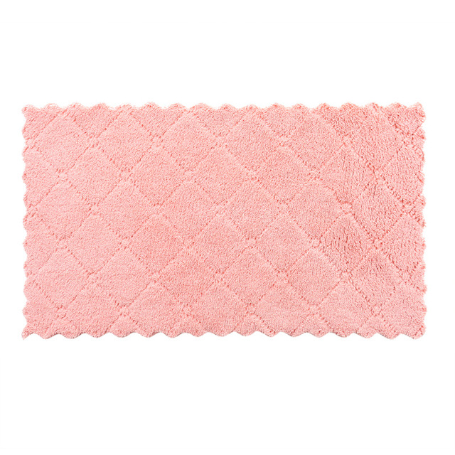 Super Absorbent Microfiber Kitchen Towels For Dishes/Cleaning