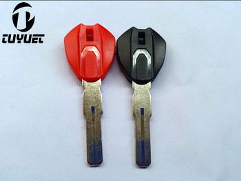 Motocykl klucz puste motocykl transpondera scyzoryk nóż dla Ducati 659 696 795 796 1100 tanie i dobre opinie 0 8inch 0 2cm Autobike Key blank For Ducati international standard material 0 02kg 7inch 1 2cm Tuyuet