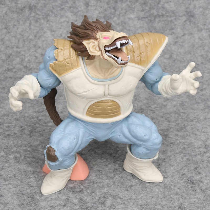 Dragon ball Z Vegeta Ohzaru Gorila Macaco Babuíno Macaco Kakarotto Criador PVC Toy Action Figure