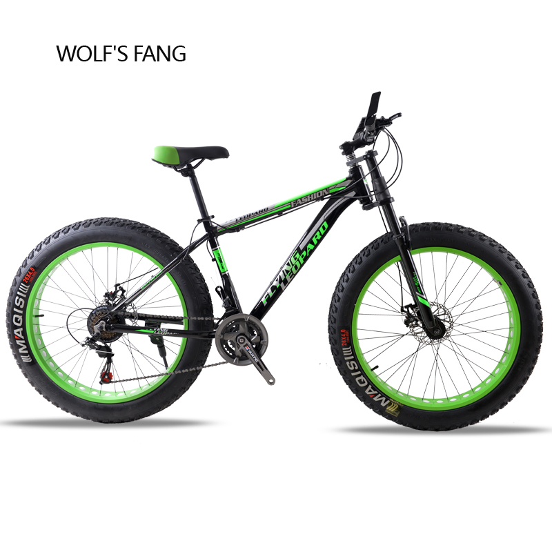 Mountain bike bicycle aluminum frame 21/24 speed mechanical brakes 26 x 4.0 wheels long fork Fat Bike bicycle road bike fahrrad depro professional 21 speed mountain bike bicycle aluminum frame suspension fork braking bikes 26 inch mtb road racing bicycle