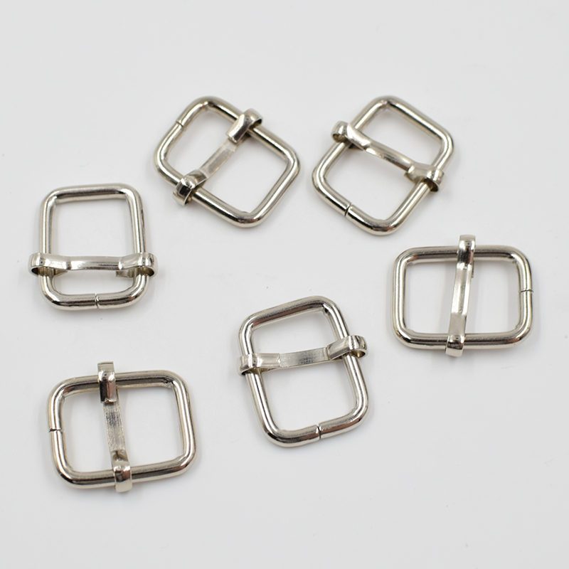 20pieces lot DIY clothing accessories Metal adjustment buckle Ribbon buckle backpack Bags accessories Ms strap in Buckles Hooks from Home Garden