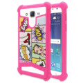 ANYLIFE Universal Flexible back case // Universal 5 - CALL ME -