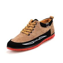 Men Casual Shoes Autumn Winter Hot Sale Fashion Rubber Lace-Up Warm Add Plush Wearproof Flat leisure shoe free shipping