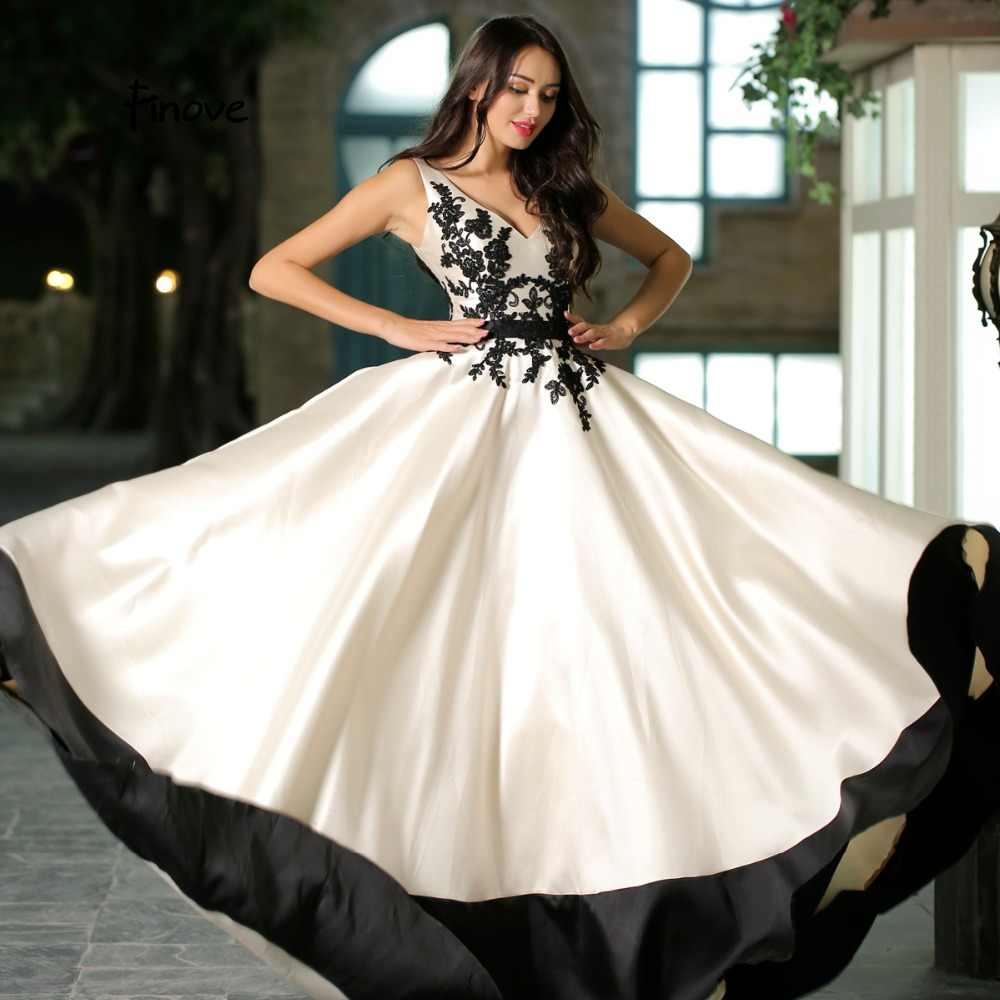 743fdfcae2 Detail Feedback Questions about Finove Elegant Beige Color Prom ...