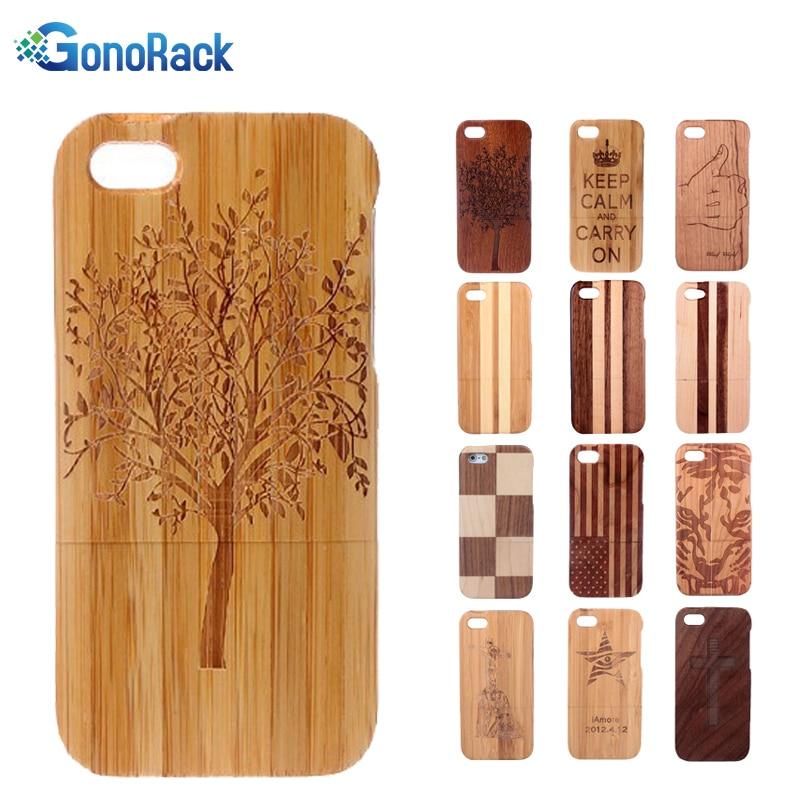 最好的交易 High Quality 100% Genuine Wood Case