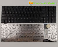 New Genuine Keyboard US Version For ASUS For 9Z N8BSQ 101 0KNB0 6120US00 AENJ8U00020 Laptop No
