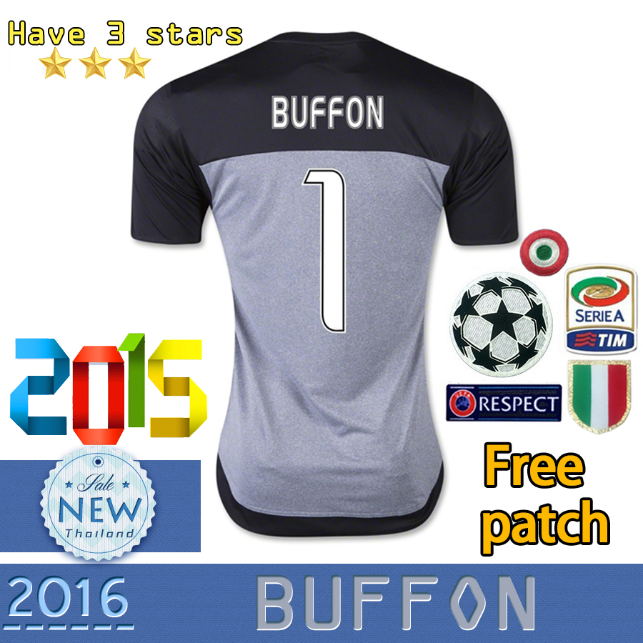 reputable site c868a b6ba6 Top Thailan Quality 2015 2016 Italy TEAM GK goalie soccer ...