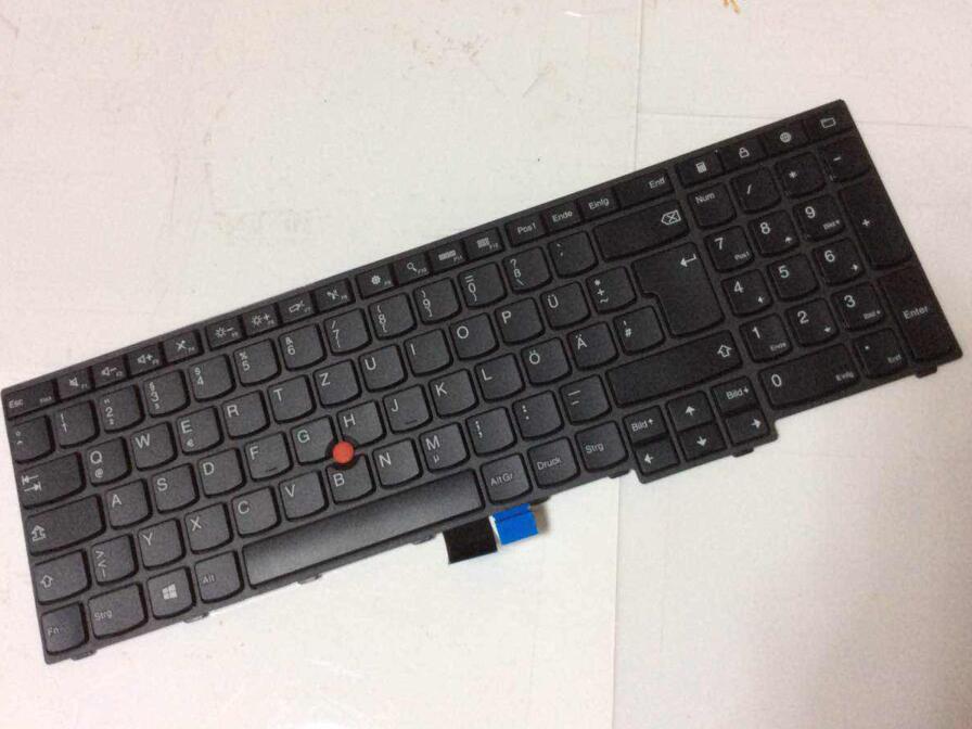 New keyboard for Lenovo ThinkPad E555 E560 E565 Edge E550 E550c series GERMAN/DEUTSCH/SWISS/SWEDISH/FINNISH/CZECH/LATIN SPANISH  цены