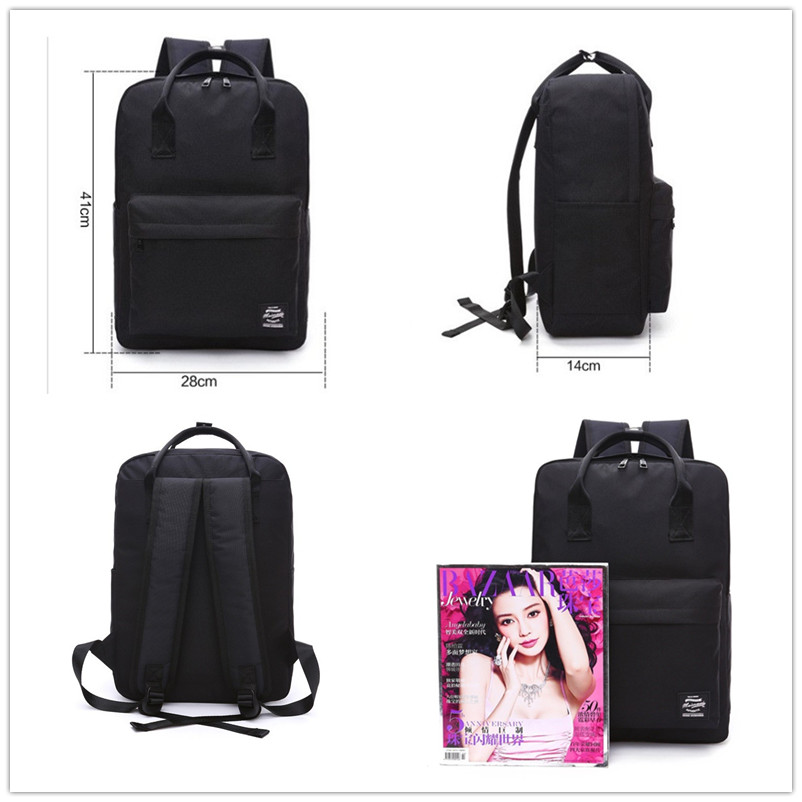 Miyahouse Large Capacity Backpack Women Preppy School Bags For Teenagers Men Oxford Travel Bags Laptop Vintage  Backpack Mochila