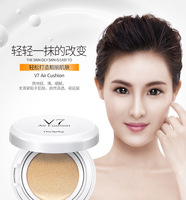 Air Cushion BB Cream Brighten Concealer Moisturizer Foundation Face Whitening Makeup Facial Base Perfect Cover Cosmetics