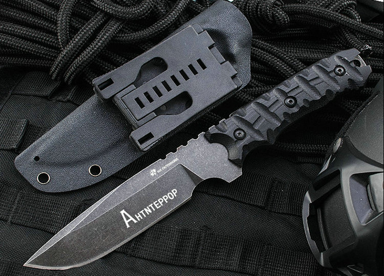 HX OUTDOORS 9Cr18Mov Steel Hunting Knife Camping Tactical Fixed Knives Survival Straight Knife With K Sheath Outdoor Tool EDC hx outdoors high hardness straight knife aus 8 blade g10 handle outdoor survival knife multi tactical hunting knives edc tools