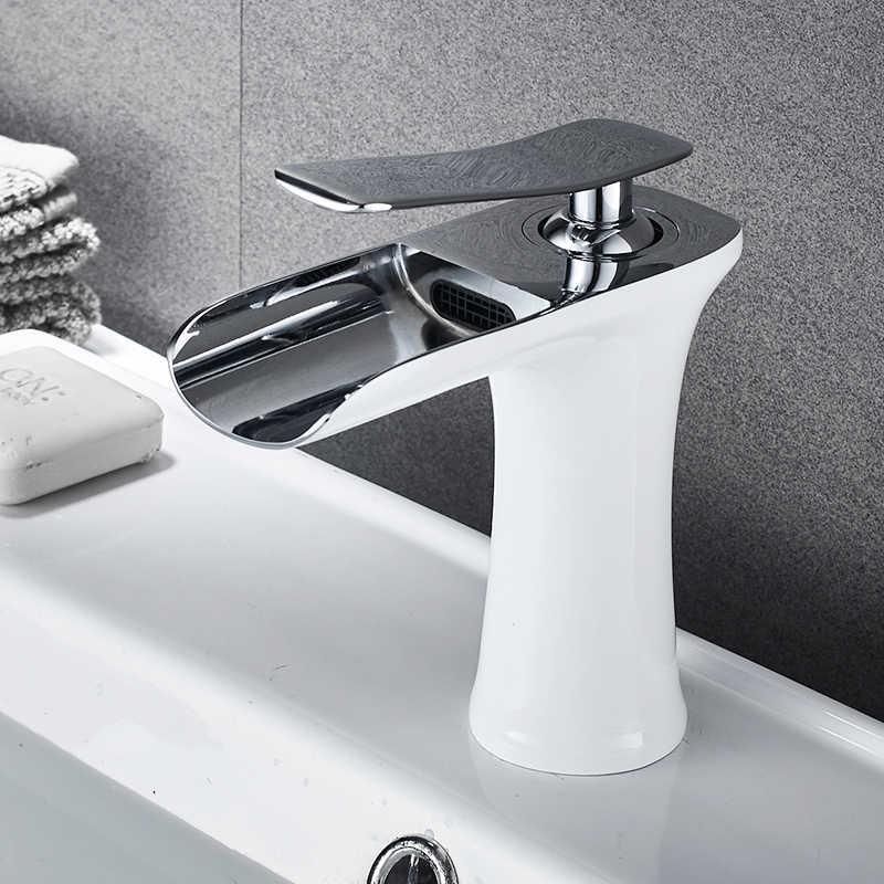 Bathroom Faucet Black Wash Basin