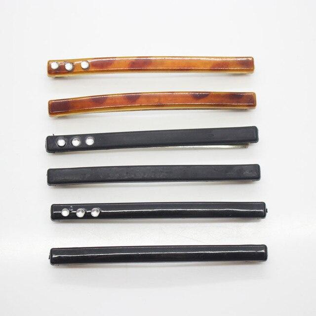 6 pcs  set simplicity hair pins large bobby pins women s rhinestone hair  clips hair accessories 971c4801fa2d