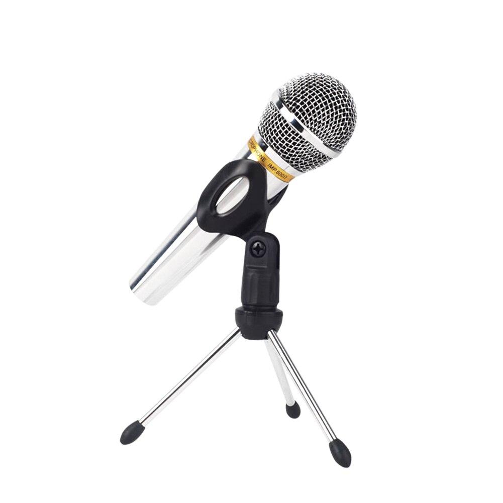 Heimelektronik Zubehör UnermüDlich Mikrofon Mic Stand Stativ Halterung Tragbaren Zink-legierung Desktop Tisch Einstellbare Halter Lcc77 Unterhaltungselektronik