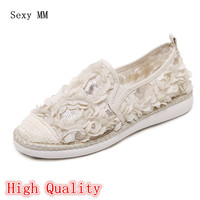 Summer Slip On Shoes Women Oxfords Shoes Loafers Flats Woman Casual Flat Shoes High Quality Plus