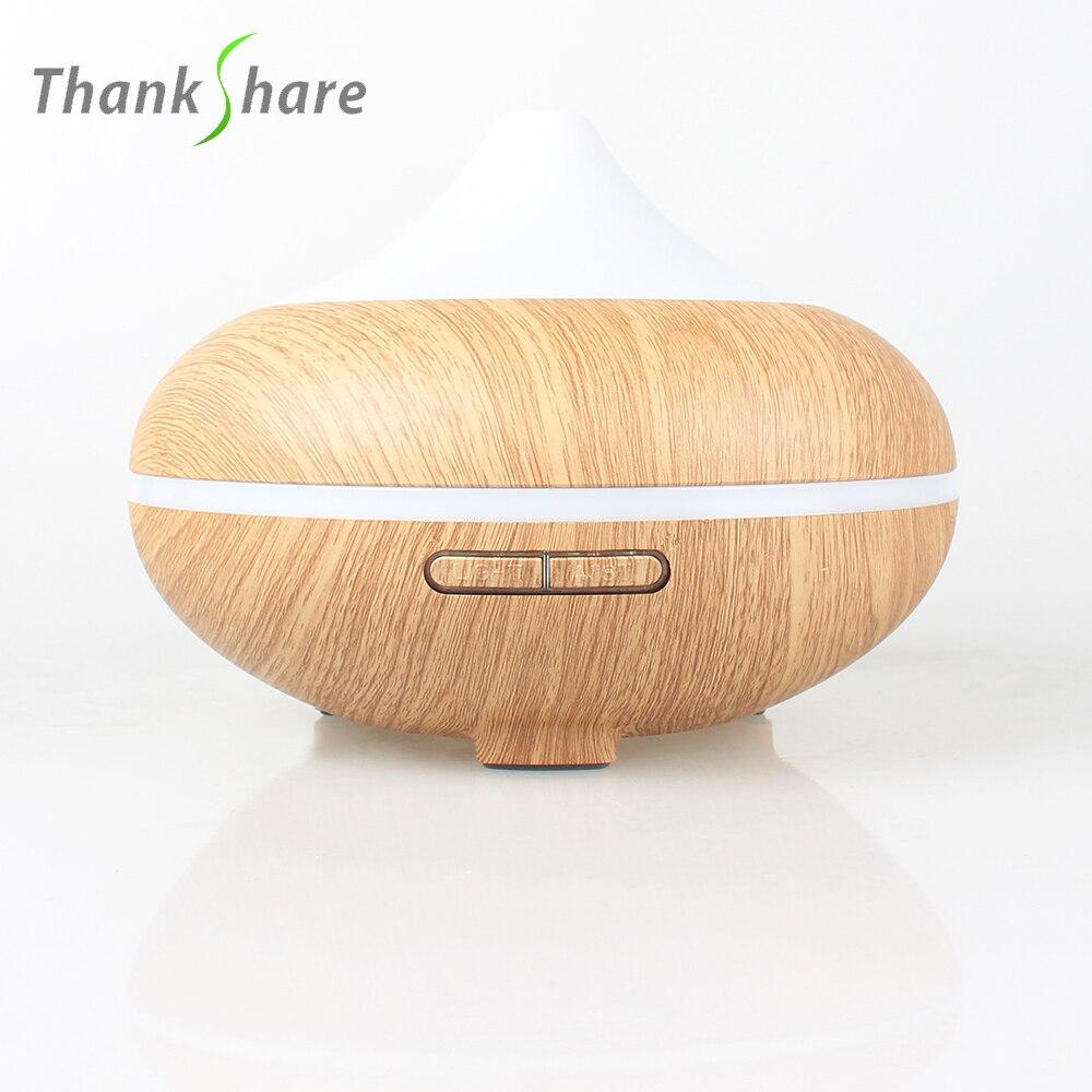 THANKSHARE Aromatherapy Humidifie տան համար - Կենցաղային տեխնիկա - Լուսանկար 1
