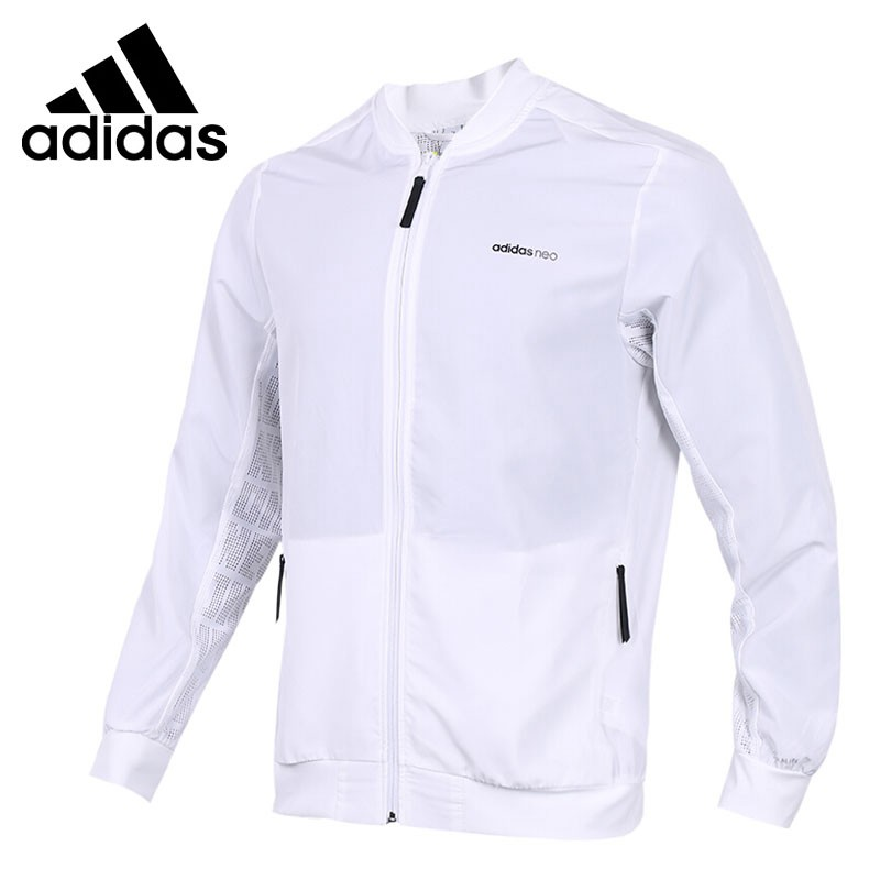 цена Original New Arrival 2018 Adidas NEO Label CS CLMLT WB Men's jacket Hooded Sportswear