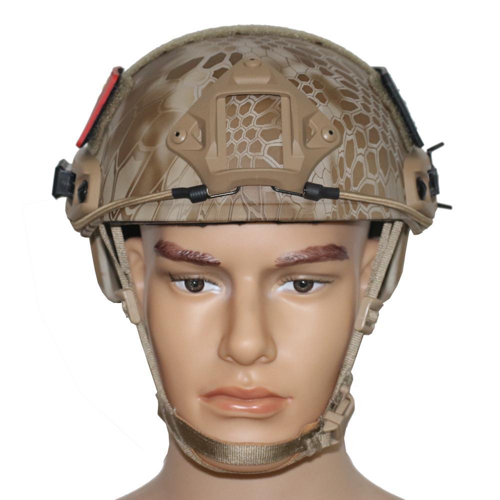 VILEAD 16 Colors JB- MH Standard Fast Helmet Ops Core Airsoft Tactical Helmet For Outdoor War Game Activities Non-Porous 2015 new kryptek typhon pilot fast helmet airsoft mh adjustable abs helmet ph0601 typhon