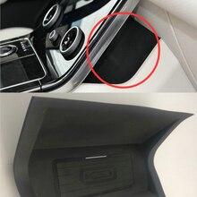 Специальный бортовой QI беспроводной телефон зарядная панель автомобильные аксессуары для Range Rover Velar