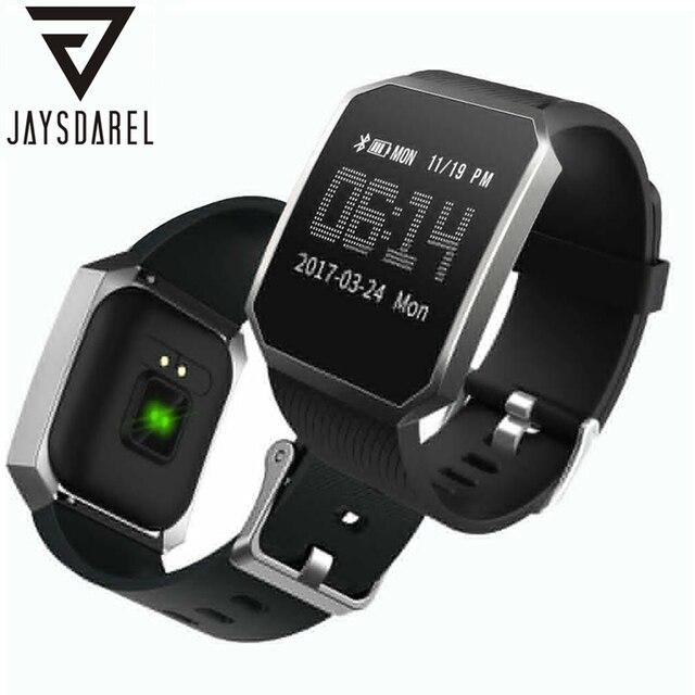 JAYSDAREL DD101 Heart Rate Smart Watch Blood Pressure Oxygen Sport Health Monito