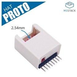 M5StickC ESP32Mini płytka prototypowa IoT kompatybilny PROTO Hat zaakceptuj dostosowane PRO do modułu karta rozszerzenia prototypowanie