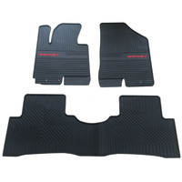 special car latex wear thickened environmental protection floor mats for KIA SPORTAGER rubber carpets waterproof no odor
