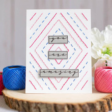 Happy Love Miss Awesome Amazing Celebrate Words Transparent Clear Stamps For DIY Scrapbooking Cards Making Crafts Supplies 2019