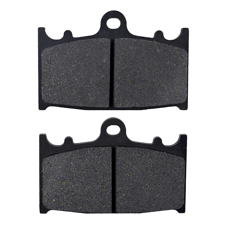 Buy Motorbike Brake Front Pads For KAWASAKI ZZR400 ZZR 400 (ZX 400 K1/K2/K3) 1990-1992 Motorbike Parts FA158 for only 9.9 USD