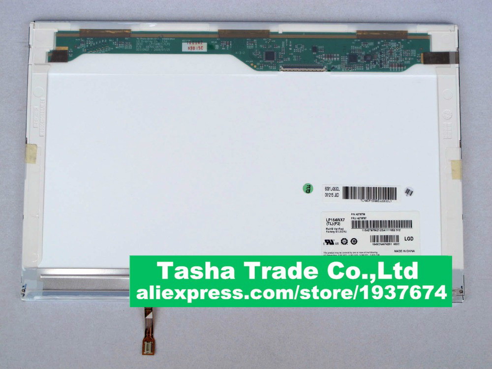 Replacement LCD LP154WX7 TLP2 for IBM T500 R500 W500 FRU 42T0797 1280*800 LVDS 30pinReplacement LCD LP154WX7 TLP2 for IBM T500 R500 W500 FRU 42T0797 1280*800 LVDS 30pin