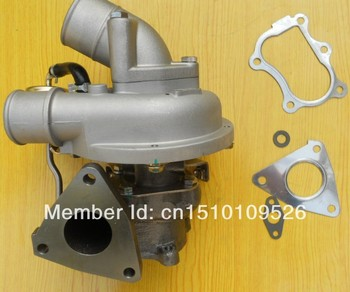 Ht12-19b HT12-19D 047 - 282 047229 047229 14411-9S000 14411-9S002 turbo turbocharger para Nissan navara, Caminhão D22 ZD30 EFI 3.0L