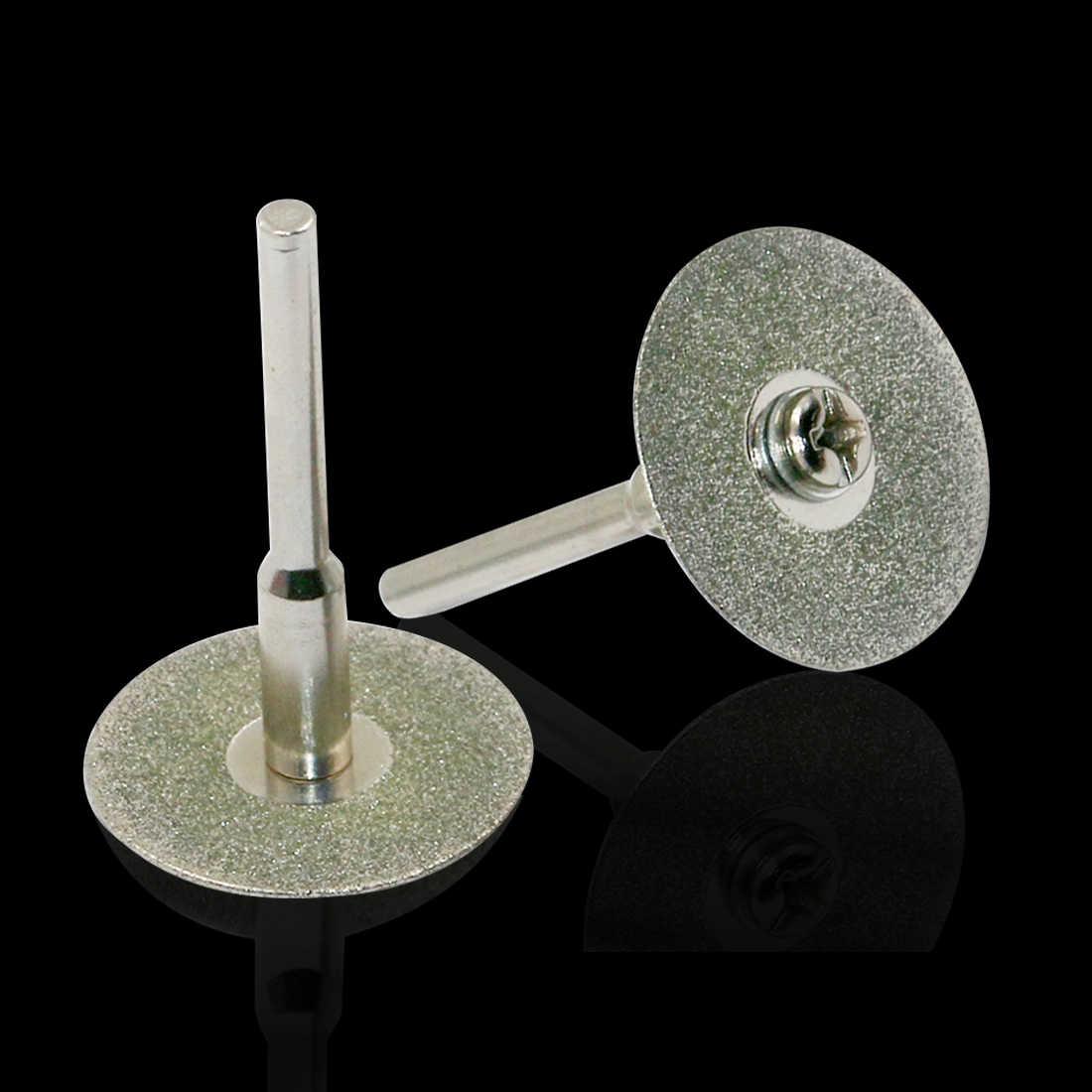 Лучшие аксессуары алмазная шлифовальная пила мини циркулярная пила режущий диск Вращающийся инструмент алмазный диск для Dremel вращающиеся инструменты