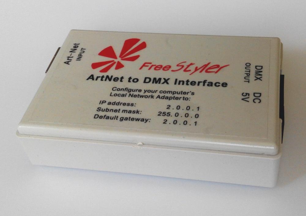 ArtNet to DMX Interface / Controller / Converter,no need to install driver. Perfect for FreeStyler. Art-Net node,art-net gateway dmx512 digital display 24ch dmx address controller dc5v 24v each ch max 3a 8 groups rgb controller
