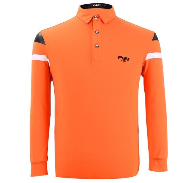 High uality Autumn Winter Polo Shirt Golf Apparel Quick Dry Men's Long Sleeved T-shirt Ropa De Golf Clothing Table Tennis Shirt