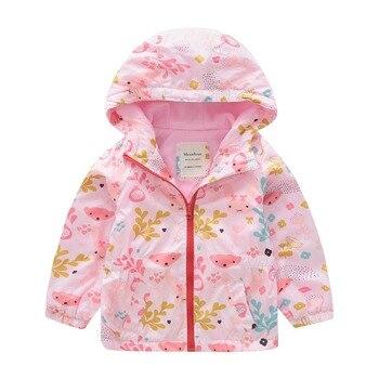 M97 Spring Autumn Winter Thick Polar Fleece Lining Jacket Hoodies Baby Girl Keep Warm Coat kids Tops Outwear Child Windbreaker