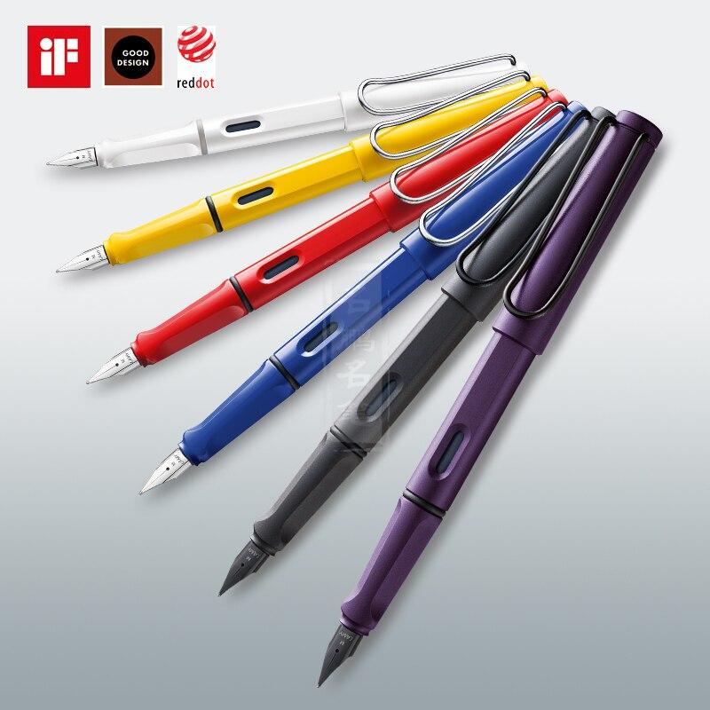Fountain Pens café preto vermelho Penholder Material : Plastic