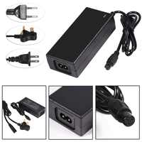 Power Adapter Lithium Battery Safe Charger for Electric Balance Scooter with US/ UK/ EU Plug