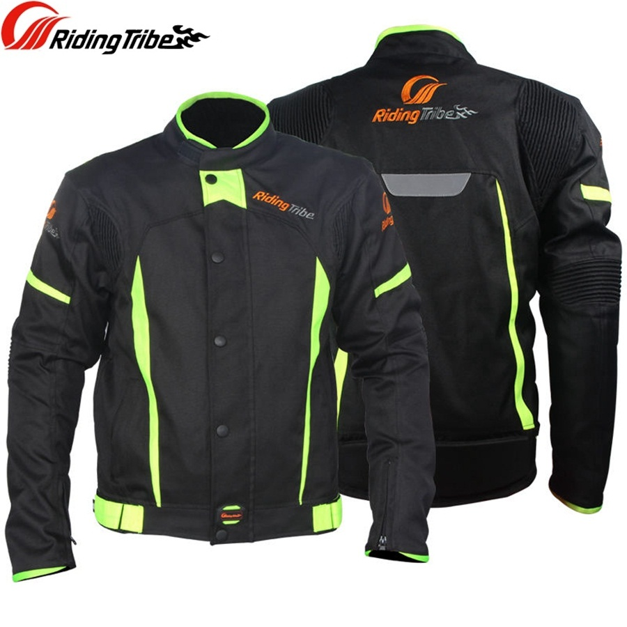 Free shipping 1pcs Mens Protective Biker Motocross Motorbike Armour Motorcycle Jacket with 5pcs pads 2013 new style red mens motorcycle jacket motorbike riding jacket suit with size s to xxxl free shipping