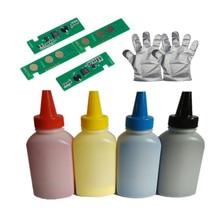 Compatible for Samsung CLT-K404S Toner Powder for CLT-404 CLT 404 SL-C430 C430W C480W C480FN C480FW toner chip