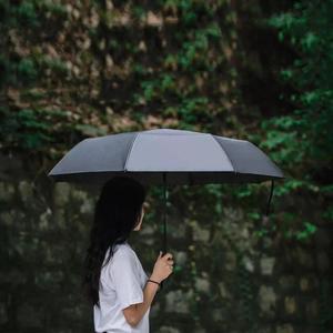 Image 4 - YouPin WD1 자동 비오는 우산 맑은 비오는 여름 알루미늄 방풍 방수 UV 파라솔 양산 남자 여자 사용