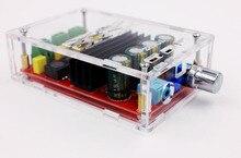 Placa de amplificador de Audio digital x2 de 100W, amplificador estéreo de doble canal 2,0, placa TPA3116 D2 para altavoz