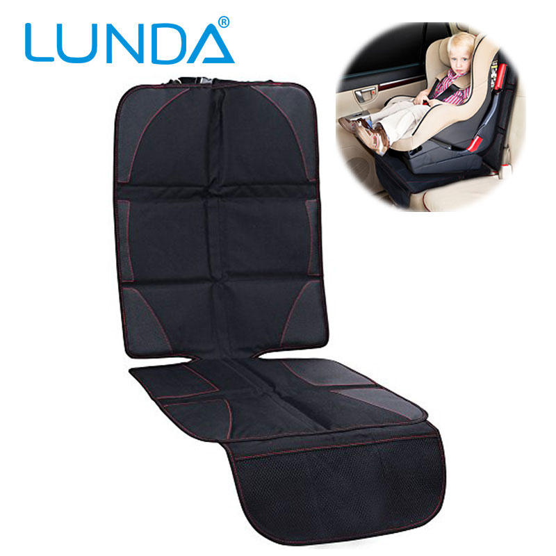 High Quality Easy Clean Safety Anti Slip <font><b>Seat</b></font> Protector Mat Auto Baby Leather Universal <font><b>Car</b></font> <font><b>Seat</b></font> Covers Free Shipping
