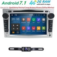 Wholesales Android 7 1 1 7 Inch Car DVD Player For OPEL ASTRA Zafira Combo With