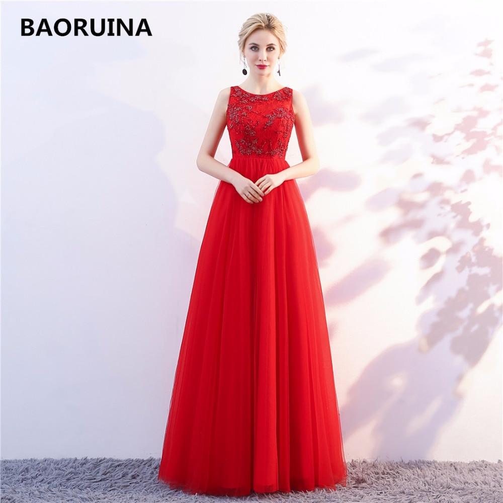 असली छवि एक रेखा लंबी शाम - विशेष अवसरों के लिए ड्रेस