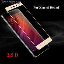 For Xiaomi Mi5 Mi5S Mi5C Mi 5S 9H Tempred Glass For Xiaomi Redmi Note 4X 3 3S 3X 4A 4 Pro Prime Full Cover Screen Protector Film