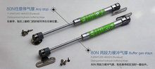 2PCS/LOT 80N(8KG) Furniture Hinges Any Stop Hydraulic Gas Strut Lift Door Closet Cabinet Air Support Jack