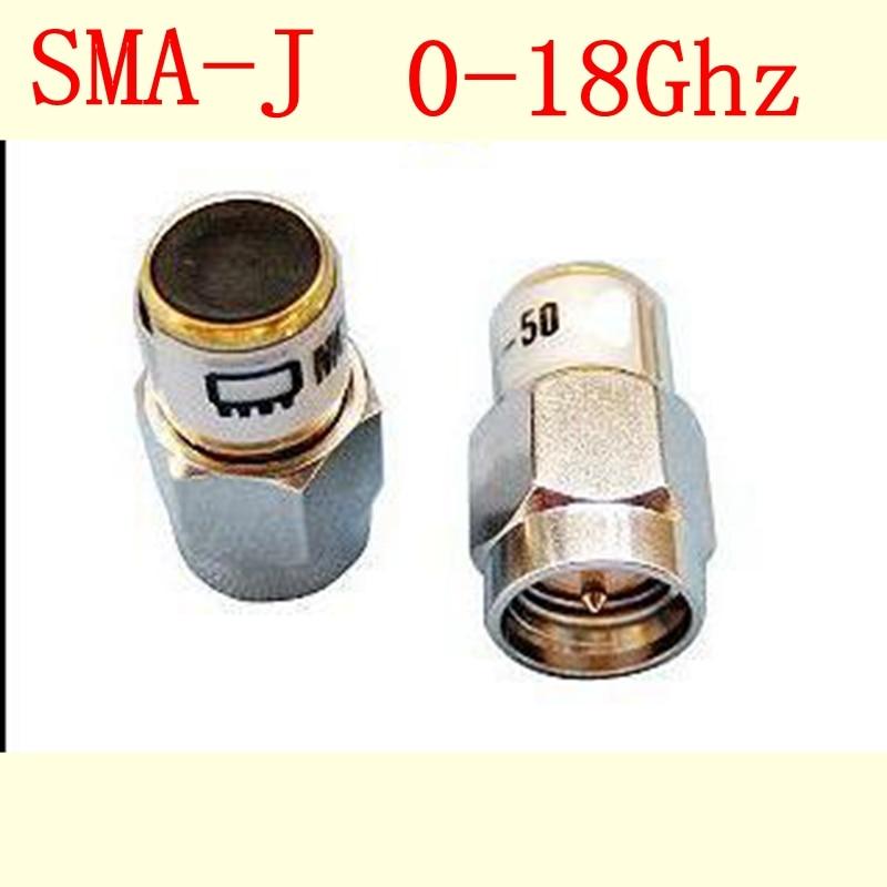 2W SMA connector rf dummy load,temination load, 50 ohm,VSWR [lan] gore okr01r71024 0 sma sma rf test line revolution angle 18ghz 60cm