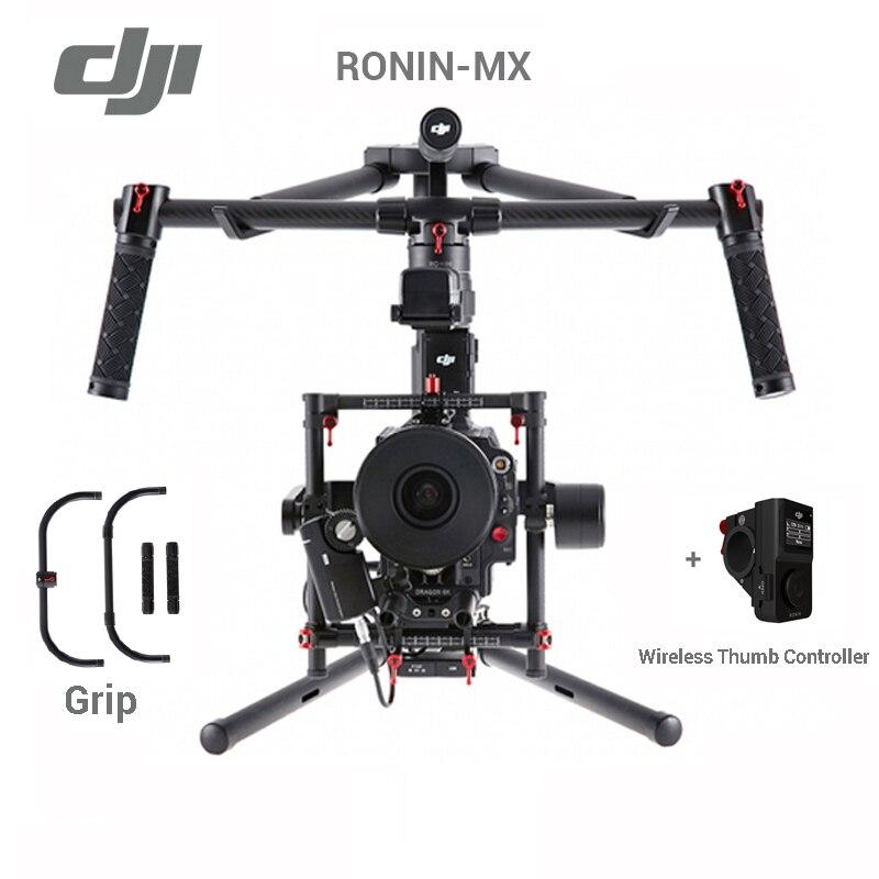 DJI Ronin-MX gimbal with grip and DJI Wireless Thumb Controller (not include camera) Ronin MX in stock